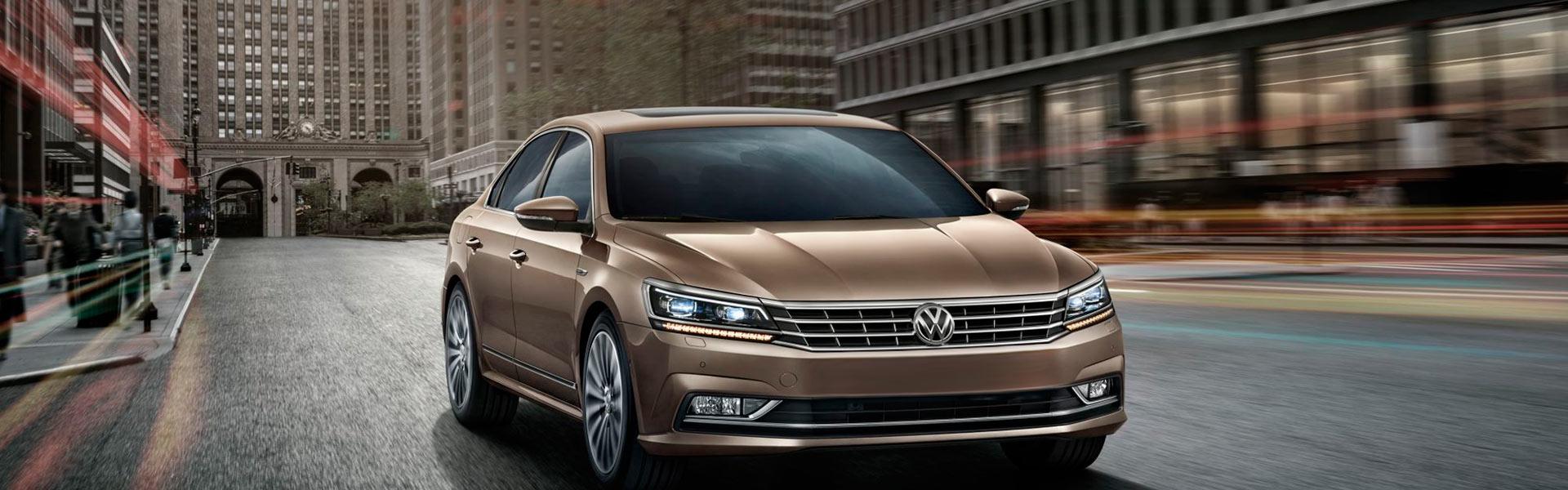 Радиатор на Volkswagen Passat
