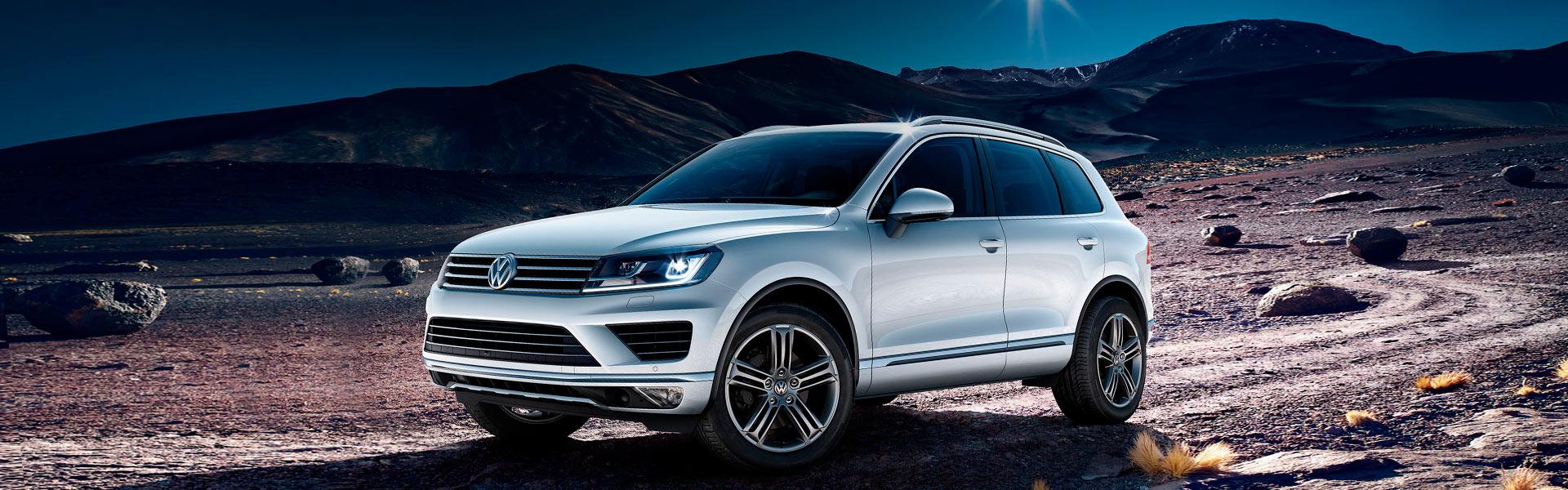Запчасти на Volkswagen Touareg